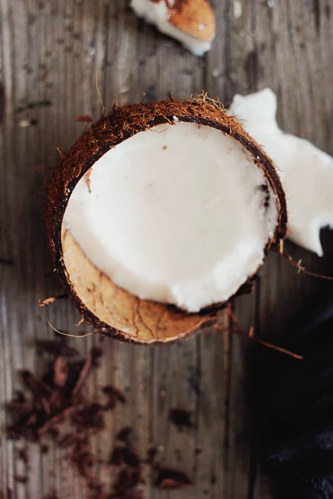 Cracked-Coconut