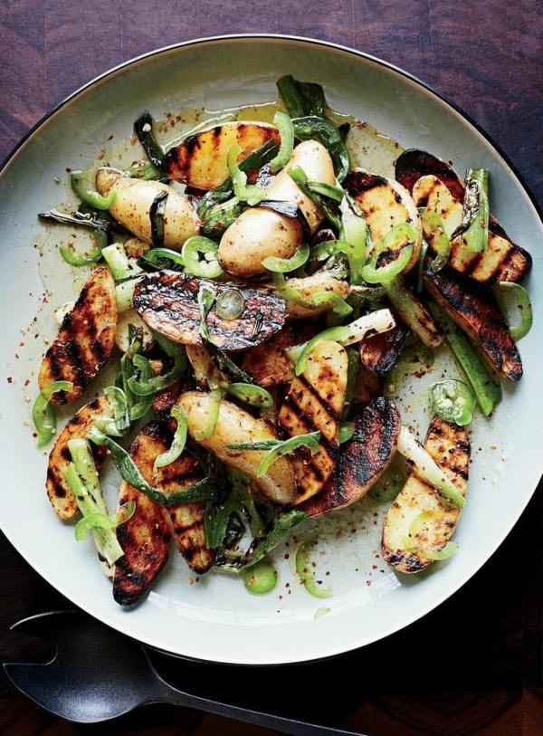 Grilled-Potato-Salad