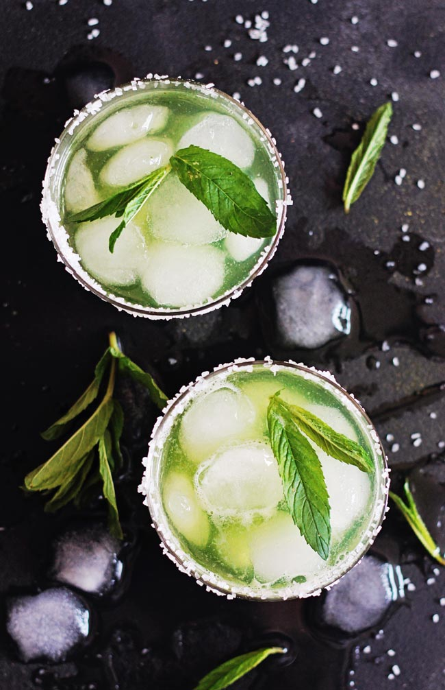 Skinny Cucumber Margarita + 11 Healthy Cinco de Mayo ...
