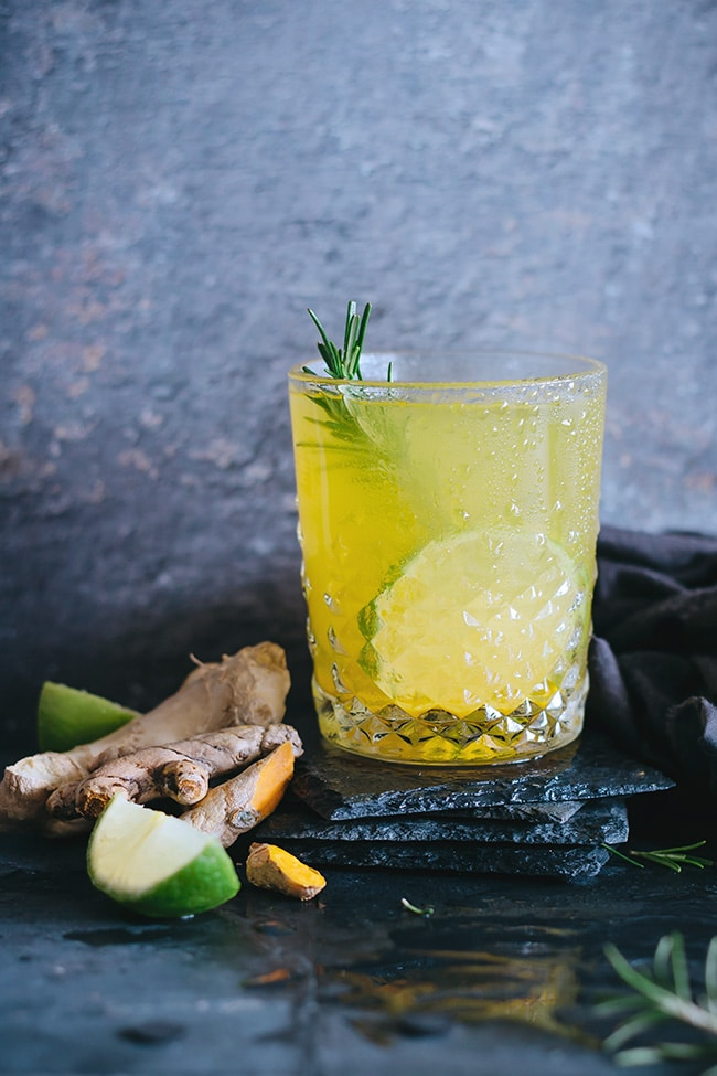 Rosemary Peppercorn Lemonade Recipes — Dishmaps