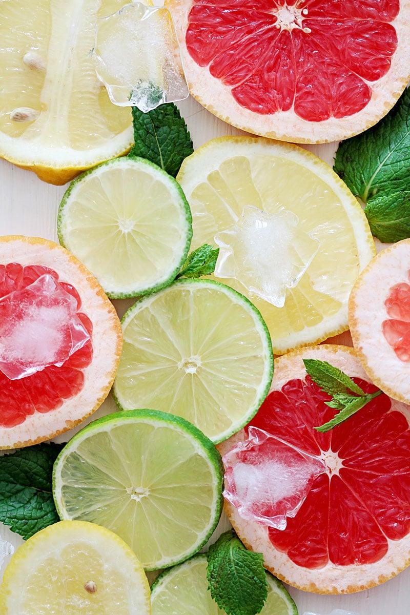 Lemon-Grapefruit-Smoothie
