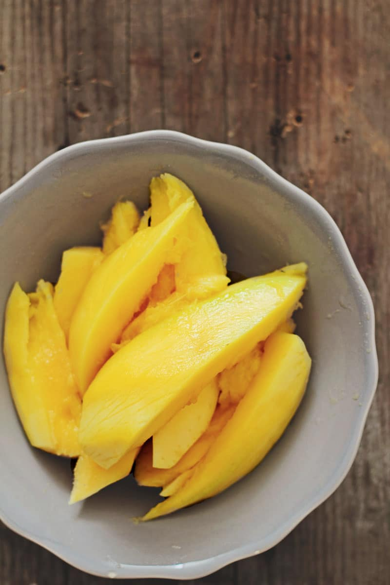 Mango-Pollen-Smoothie