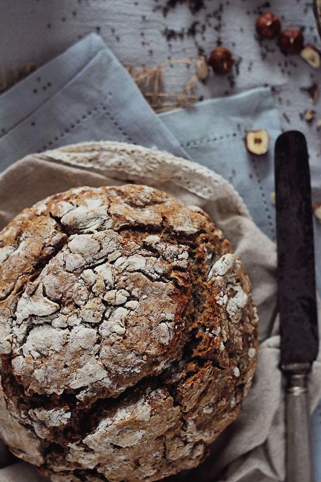 No-Knead-Multigrain-Bread