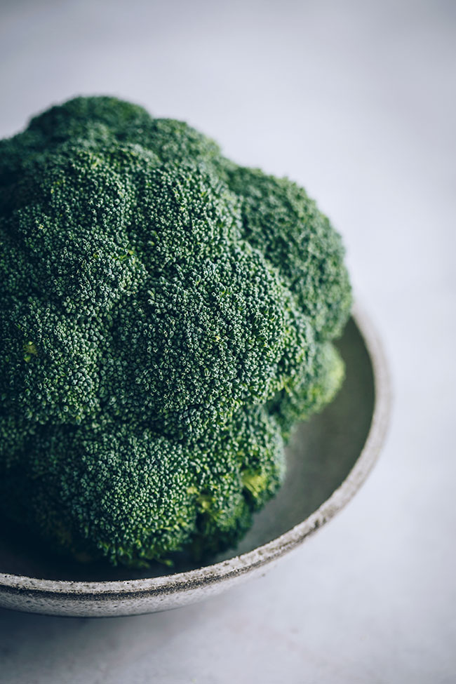 Fresh broccoli #detox | TheAwesomeGreen.com